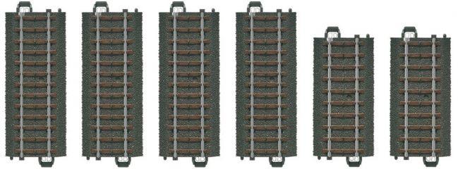 märklin 20099 Gleis-Set | 94,2 mm und 77,5mm | C-Gleis Spur H0