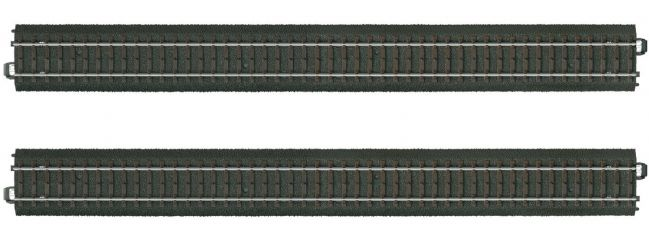 märklin 20360 C-Gleis gerade | 360 mm | 2 Stück | C-Gleis Spur H0