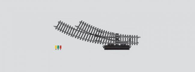 märklin 2269 Bogenweiche rechts | elektrisch | K-Gleis Spur H0