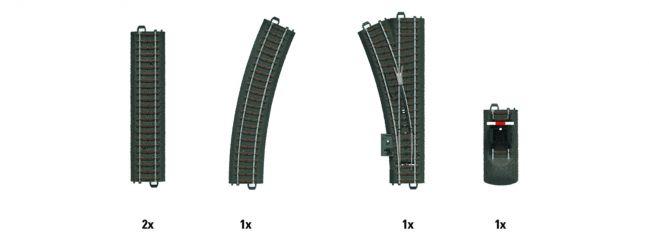 märklin 24900 C-Gleis Ergänzungspackung C1 Spur H0
