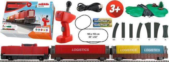märklin 29309 Startpackung Güterzug | Batteriebetrieb | Spur H0