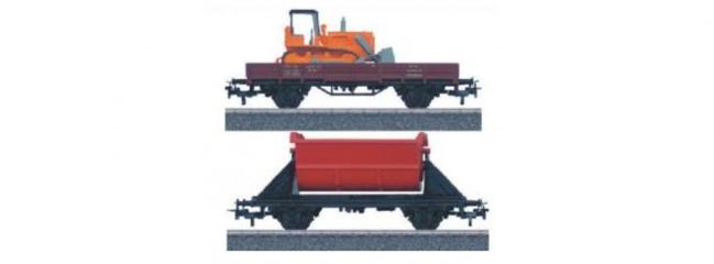 märklin 29521 Güterwagen-Set aus Startpackung DB | Spur H0