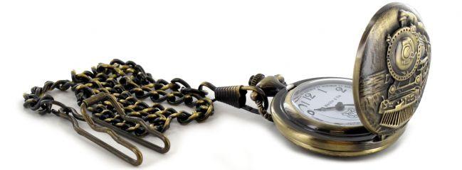 märklin 322449 Nostalgie-Taschenuhr mit bedrucktem Zifferblatt Sammlerstück Uhr