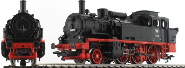 märklin 36740 Tenderlok BR 74 DB Spur H0