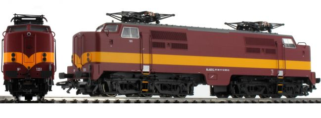 märklin 37129 E-Lok Serie 1200 EETC | mfx+ Sound | Spur H0