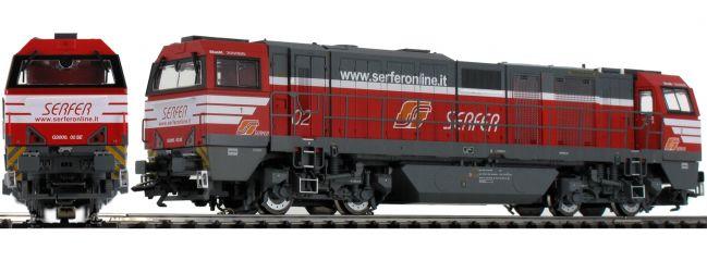 märklin 37215 Schwere Diesellok G 2000 Serfer | mfx+ Sound | Spur H0