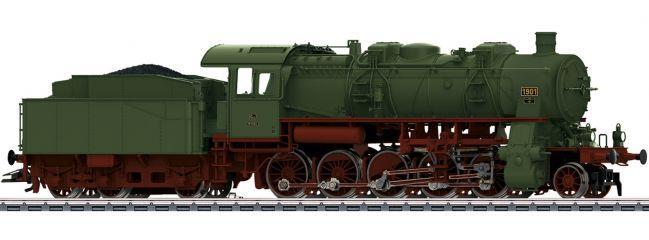 märklin 37586 Güterzug-Dampflok G12 W.St.E.   mfx+ Sound   Spur H0