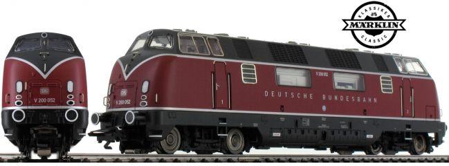 märklin 37806 Diesellok V200.0 DB | mfx+ Sound | Spur H0