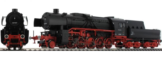 märklin 39042 Güterzug-Dampflok BR 42 DB   mfx+ Sound   Spur H0