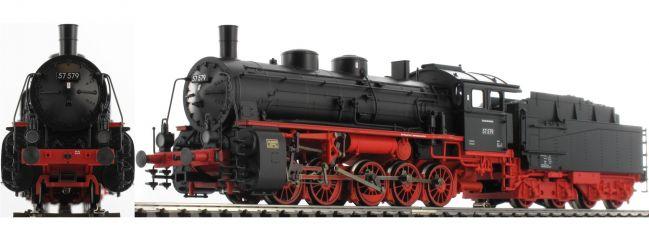 märklin 39552 Güterzug-Dampflok BR 57.5 DB | mfx+ | Sound | Spur H0
