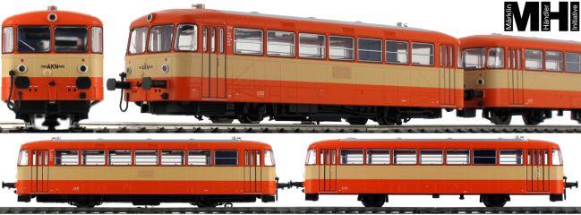 märklin 39976 Schienenbus VT 3.09 AKN | MHI | mfx+ Sound | Spur H0