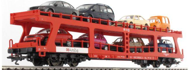 märklin 42341 Reisezug-Autotransportwagen beladen | DB | Spur H0