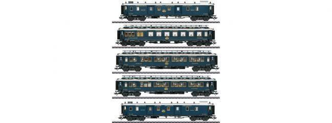 märklin 42790 Schnellzugwagen-Set Nr.1 Simplon-Orient-Express CIWL | mfx Sound | Spur H0