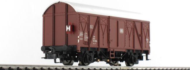 märklin 4411 Gedeckter Güterwagen mit Schlusslaterne | DB | Spur H0