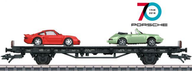 märklin 45055 Autotransport | 70 Jahre Porsche 5 | Spur H0