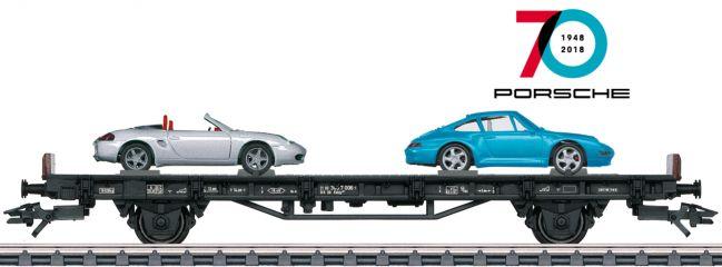 märklin 45056 Autotransport | 70 Jahre Porsche 6 | Spur H0