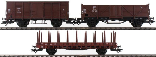 märklin 46392 Güterwagen-Set 3-teilig ÖBB | Spur H0