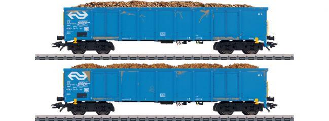 märklin 47193 Hochbordwagen-Set Eanos Rübentransport NS Cargo | Spur H0