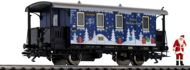 ausverkauft | märklin 48419 Weihnachtswagen 2019 | Spur H0