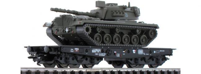 märklin 48796 Schwerlastwagen Rlmmps mit M 48 DB | Spur H0