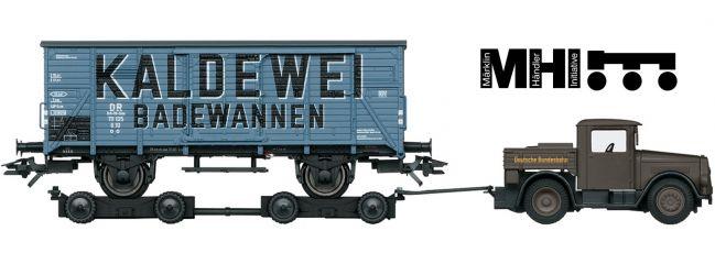 märklin 48822 Güterwagen G 10 KALDEWEI auf Culemayer DB | MHI | Spur H0