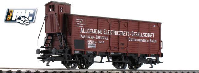 ausverkauft | märklin 48932 Wärmeschutzwagen AEG | MC-VEDES | Spur H0