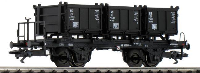 märklin 48949 Behältertragwagen Bt 10 NS | Spur H0