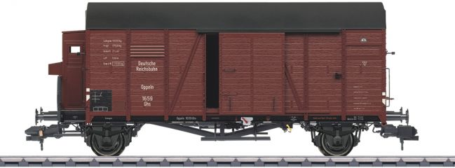 märklin 58681 Gedeckter Güterwagen Oppeln DRG Spur 1