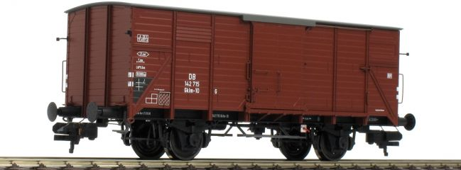 märklin 58943 Gedeckter Güterwagen Gklm-10 DB | Spur 1