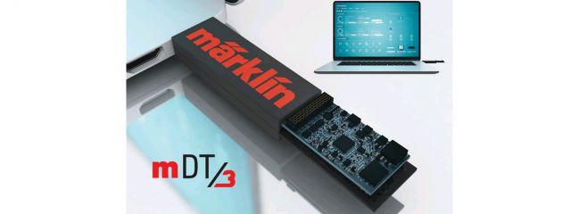 märklin 60971 mDT3 Decoder-Programmierer USB | Digital Spur H0