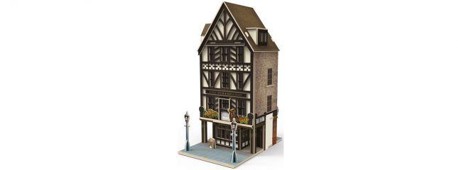 märklin 72781 StartUp 3D-Gebäude-Puzzle Restaurant | Bausatz | Spur H0