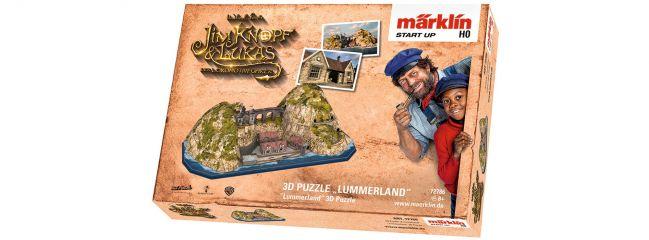 märklin 72786 3D Puzzle Lummerland Jim Knopf