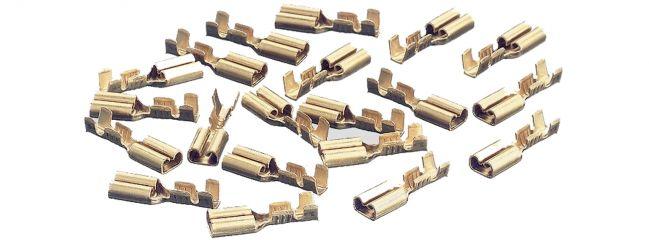 märklin 74995 Flachsteckhülsen   1 Beutel mit 20 Stück   C-Gleis Spur H0