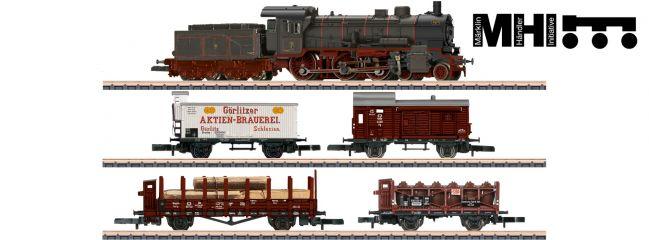 märklin 81302 Zugpackung Länderbahn Güterzug KPEV   MHI   Spur Z