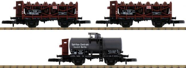 märklin 82318 Wagen-Set Flüssigkeitstransport | Spur Z