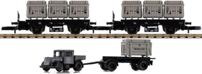 märklin 82329 Güterwagen-Set Von Haus zu Haus DB | Spur Z