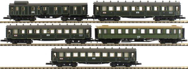 märklin 87321 Schnellzugwagen-Set 5-tlg. K.Bay.Sts.B. | Spur Z online kaufen