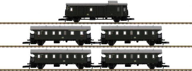 märklin 87507 Personenwagen-Set Höllentalbahn DB   Spur Z