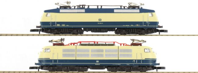 märklin 88179 Zugpackung E-Loks DB | Messeloks 2014 | Spur Z
