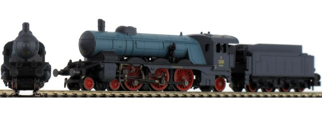märklin 88185 Dampflok Klasse C K.W.St.E. | Spur Z
