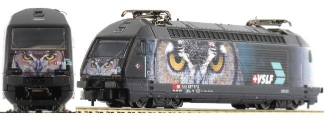 ausverkauft | märklin 88467 miniclub E-Lok Serie 460 | VSLF | SBB | Spur Z