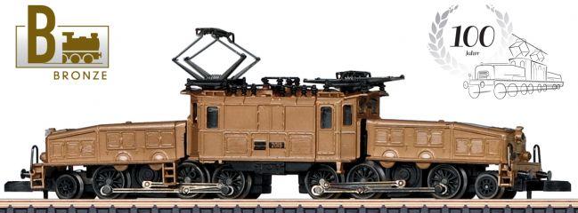märklin 88565 E-Lok Ce 6/8 III Krokodil Bronze-Edition SBB | Spur Z
