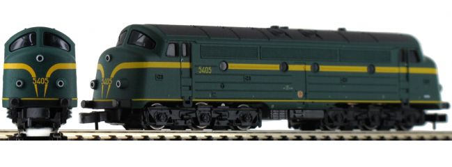 märklin 88634 Diesellok Serie 54 SNCB   Spur Z