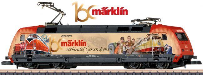 märklin 88677 E-Lok BR 101 DB AG | 160 Jahre Märklin | Spur Z