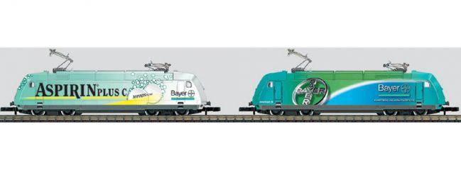 märklin 88683 Lokpackung E-Lok BR 101 BAYER DB AG | Spur Z