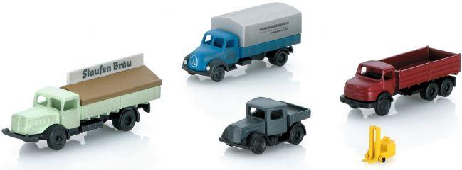 märklin 89023 5-teiliges Fahrzeug-Set   Spur Z