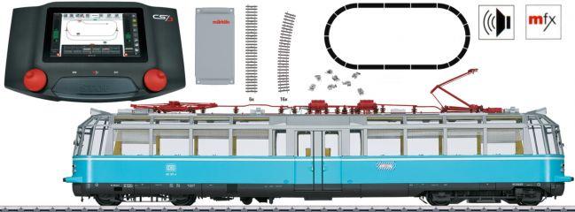 märklin 95024 Startset BR 491 Gläserner Zug + CS3 + großes Oval   Spur 1 online kaufen