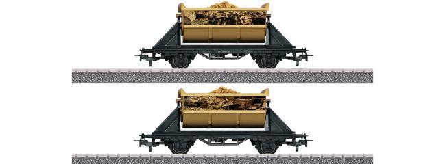 märklin 44822 Start Up Piraten Güterwagen-Set Schatz der Wilden 13 | Spur H0