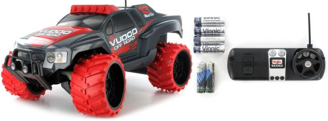 Maisto 82067 Vudoo RC-Truggy | MHz | RTR | 1:16