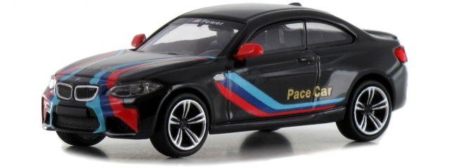 MINICHAMPS 870027005 BMW M2 Coupe F87  2016  Pace Car Modellauto 1:87
